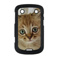 gentleman cat Case for BlackBerry Bold Touch 9900