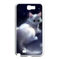 little cat princess Case for Samsung Galaxy Note 2 N7100