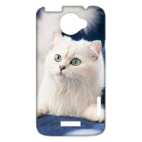 persian cat Case for HTC One X +