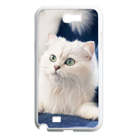 persian cat Case for Samsung Galaxy Note 2 N7100