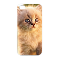 the morning cat Charging Case for Iphone 4
