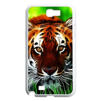 tiger in the grass Case for Samsung Galaxy Note 2 N7100