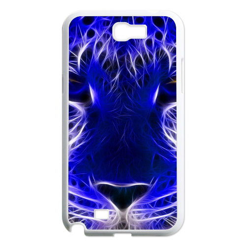 tiger in the light Case for Samsung Galaxy Note 2 N7100