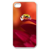 nice flowers Case for iPhone 4,4S