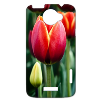nice tulips Case for HTC One X +