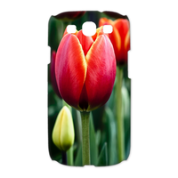 nice tulips Case for Samsung Galaxy S3 I9300 (3D)