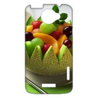 taste fruit dish Case for HTC One X +