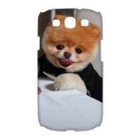 the cat dining Case for Samsung Galaxy S3 I9300 (3D)
