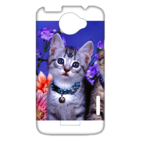 wedding cats Case for HTC One X +