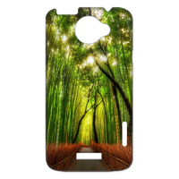 bamboo Case for HTC One X +