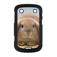 brown rabbit Case for BlackBerry Bold Touch 9900