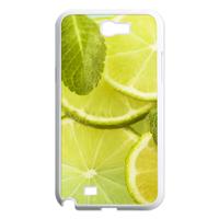 fresh lemon tea Case for Samsung Galaxy Note 2 N7100