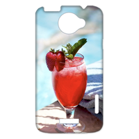 strawberry Case for HTC One X +