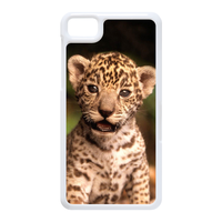 little leopard on the leaves Case for Black Berry Z10