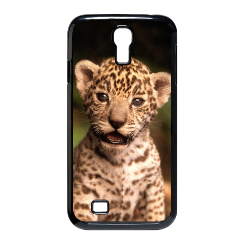 little leopard on the leaves Case for SamSung Galaxy S4 I9500