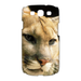 little leopard thinking Case for Samsung Galaxy S3 I9300 (3D)