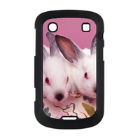 rabbit sisters Case for BlackBerry Bold Touch 9900