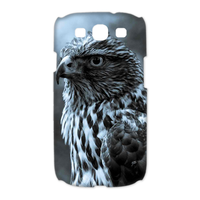 thinking eagle Case for Samsung Galaxy S3 I9300 (3D)
