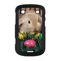 two rabbits Case for BlackBerry Bold Touch 9900
