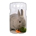 two rabbits Case for Samsung Galaxy S3 I9300 (3D)