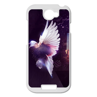 white bird Personalized Case for HTC ONE S