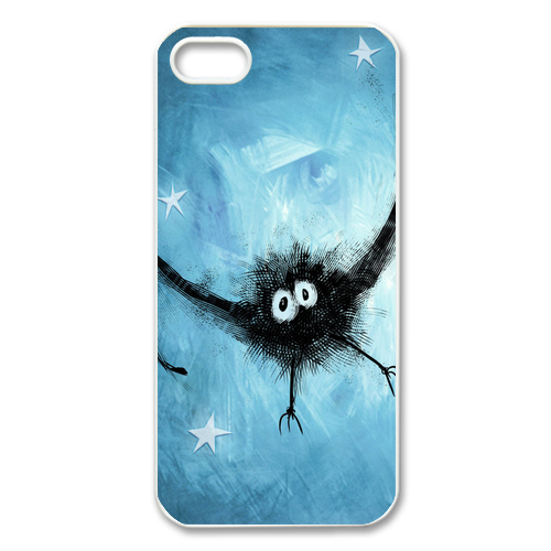 bat under the moonlight Case for Iphone 5