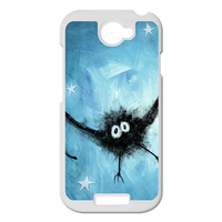 bat under the moonlight Personalized Case for HTC ONE S