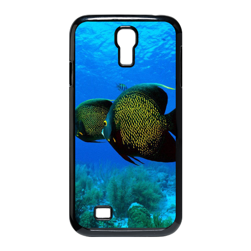 two sea fishes Case for SamSung Galaxy S4 I9500