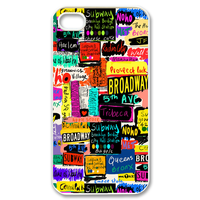 Graffiti Case for iPhone 4,4S