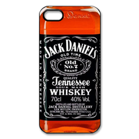 jack daniels old whiskey for iphone 5 case Case for Iphone 5