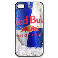 red bull energi drink Custom Case for iPhone 4,4S