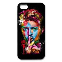 David Bowie Painting for iphone 5, 4/4s case Case for Iphone 5
