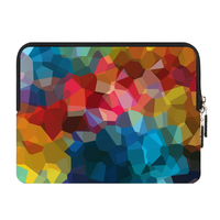 iPad Case - Mosaic Custom Zipper Sleeve for Retina IPad Mini 2 (two sides)