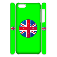Cases for iPhone 5S (TPU) Custom Cases for iPhone 5C  3D