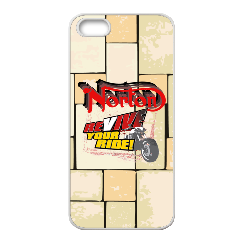 Norton Cases for iPhone 5S Custom Cases for iPhone 5S (TPU)