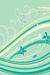 flower green leaf design
