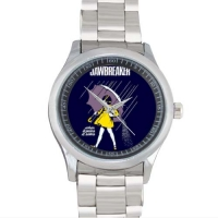 Custom metal Watch(40mm dia,stainless band) Model104