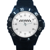 Custom Plastic Watch Model301
