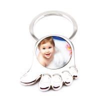 Custom Hand Shape Keychain