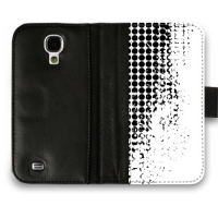 Custom Diary Leather Cover Case for SamSung Galaxy S4 I9500