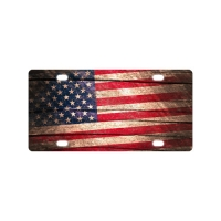 Custom Metal License Plate for Car (New)