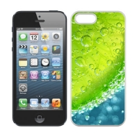 Case for iPhone 5,5S 100% TPU (Laser Technology)