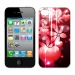 Case for iPhone 4,4S 100% TPU (Laser Technology)
