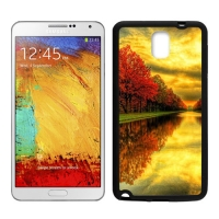 Custom Case for Samsung Galaxy Note 3 (Laser Technology)