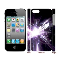 Custom Luminous Case for IPhone 4/4s 3D