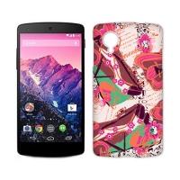 Custom Case for Google Nexus 5 3D