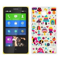 Custom Case for Nokia Lumia X(Laser Technology)