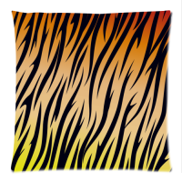 "Custom Zippered Pillow Case 20""x20""(Twin Sides)"