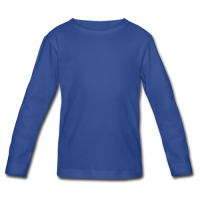 Kid's Long Sleeve Shirt Model T20