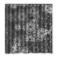"Custom Shower Curtain 69""x72"""